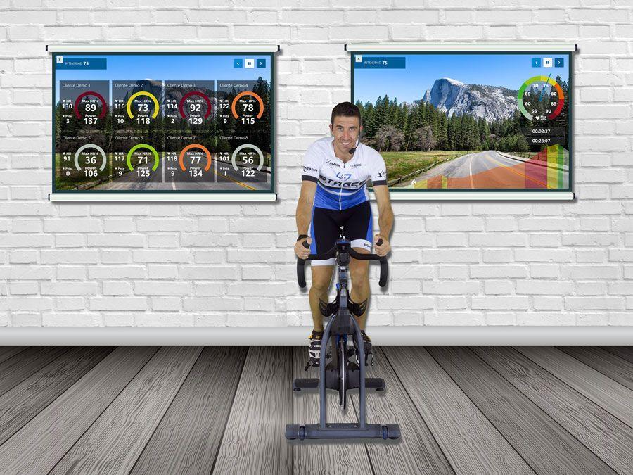 (INFOGRAFÍA) El software de cycling y actividades dirigidas Aplifit crece un 20% en 2017