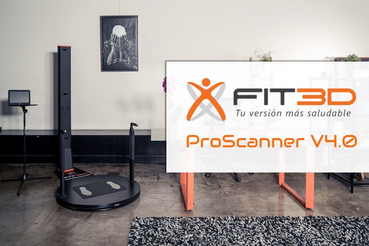 fit3d proscanner v4