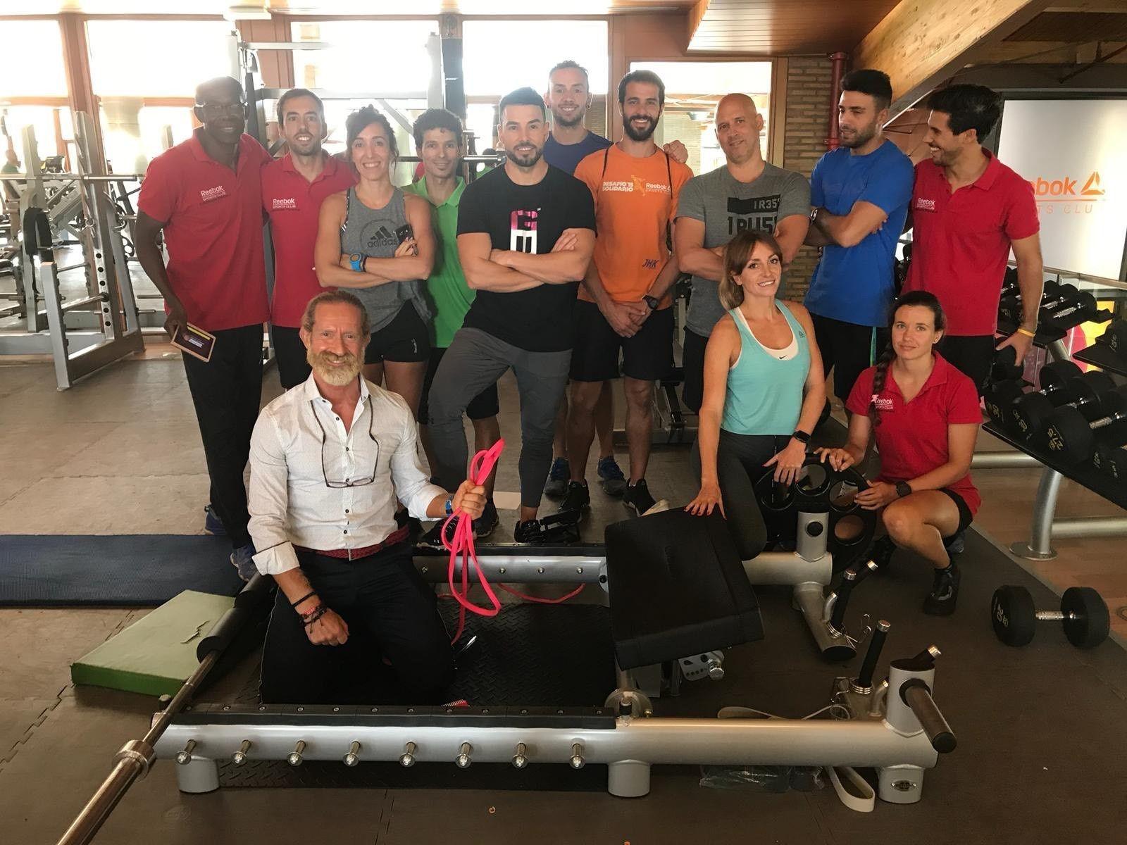 Reebok Sports Club La Finca se equipa y forma con GLUTEBUILDER®