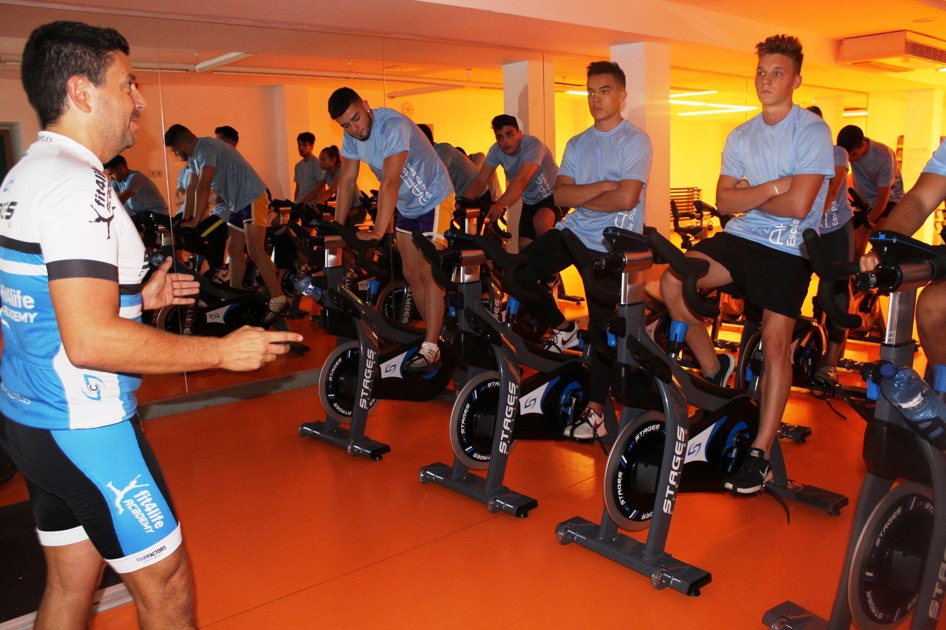 Fit4Life Academy impartirá Ciclo Indoor en el nuevo FP de técnicos deportivos de Escola Pia