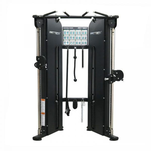 Functional Trainer - Polea doble ajustable