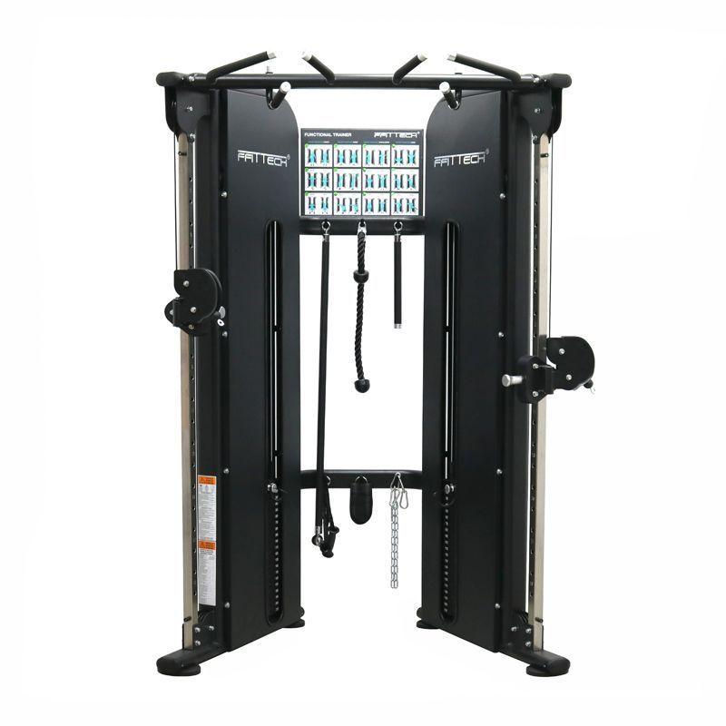 Functional Trainer - Polea doble ajustable